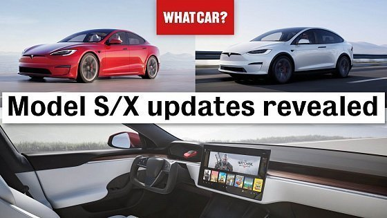 Видео 2022 Tesla Model S & Model X REVEALED! – radical changes in detail | What Car?
