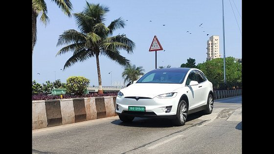 Видео MUKESH AMBANI'S NEW TESLA MODEL X 100D l TESLA IN INDIA l MUKESH AMBANI CARCOLLECTION2021 #JIOGARAGE