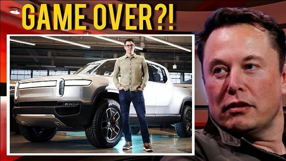 Видео The End of RIVIAN?! Tesla Cybertruck US Production Updates!
