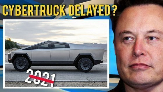 Видео This is Why Tesla Cybertruck is Being Delayed...