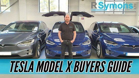 Видео Used Tesla Model X Ultimate Buyers Guide - Problems / History / Options explained.