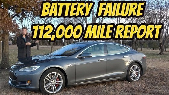Видео I Bought the Cheapest Tesla Model S in the USA: 6 Month Update